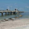 Gulf Pier & Bay Pier at Fort De Soto Park