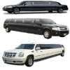 His and Hers Limousine