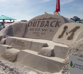 Outback Bowl Beach Day