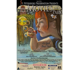 May Music and Movies in the Park