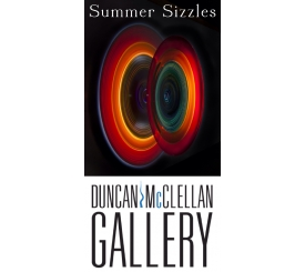 Sweet Summer: A Group Glass Exhibition at Duncan McClellan Glass