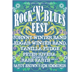 Rock 'N' Blues Hippiefest