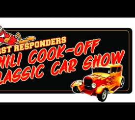 First Responders Chili Cook-Off and Classic Car Show