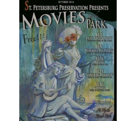October Music & Movies in the Park