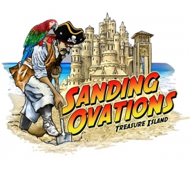 Sanding Ovations Master Sand Sculpting Competition